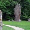 Menhirs de Clendy, Yverdon-les-Bains, VD, Suisse