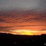 Sunset, Todi
